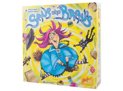 Настольная игра Zoch Магическая метла