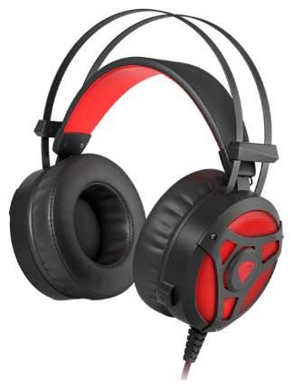 Игровые наушники Genesis Neon 360 Red/Black