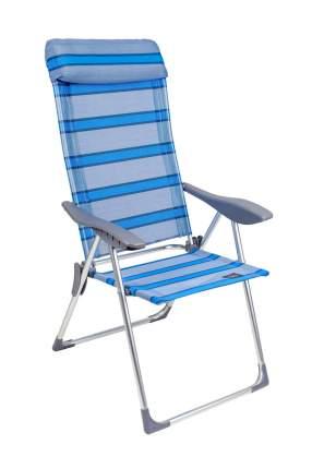 Кресло складное GoGarden SUNDAY, 5 позиций, 69х60х109 см, алюм,