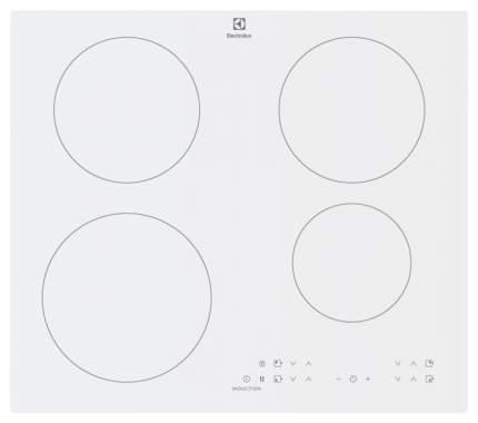 Встраиваемая варочная панель индукционная Electrolux IPE6440WI White