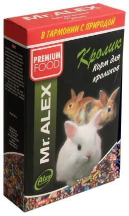 Корм для кроликов Mr.Alex Basic 0.5 кг 1 шт