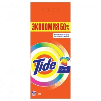Порошок для стирки Tide сolor 12 кг