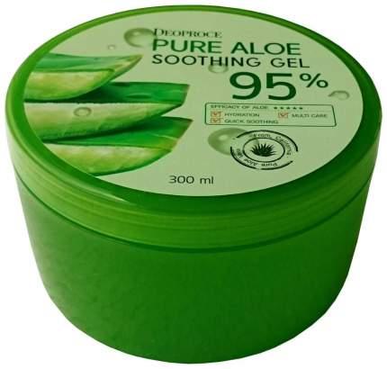 Гель для лица Deoproce Pure Aloe 95% Soothing Gel 300 мл