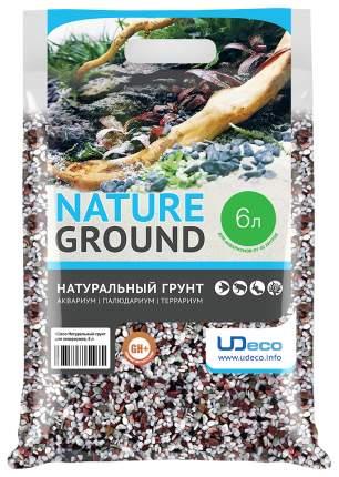 Грунт для аквариума UDeco Canyon Mix 4-6 мм 6 л