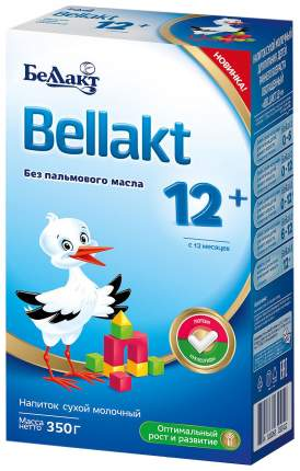 Напиток детский Беллакт 12+ от года 350 г