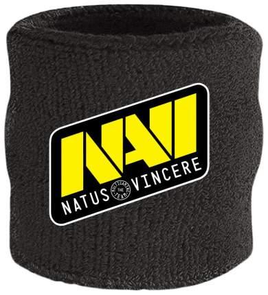 Напульсник Natus Vincere FNVSWBAND17BK0000