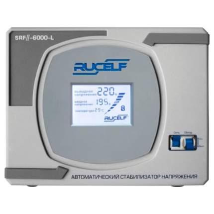 Однофазный стабилизатор RUCELF SRF,II-6000-L