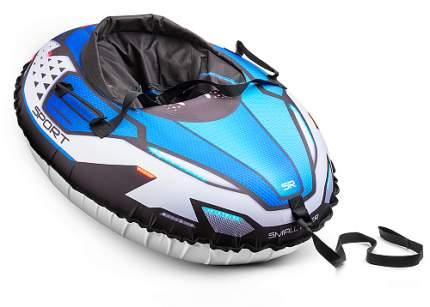 Надувные санки-тюбинг Small Rider Asteroid Sport синий