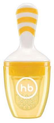 Ниблер Happy Baby с силиконовой сеточкой Lemon