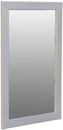 Зеркало настенное Мебелик 2478 65х105 см, белый ясень