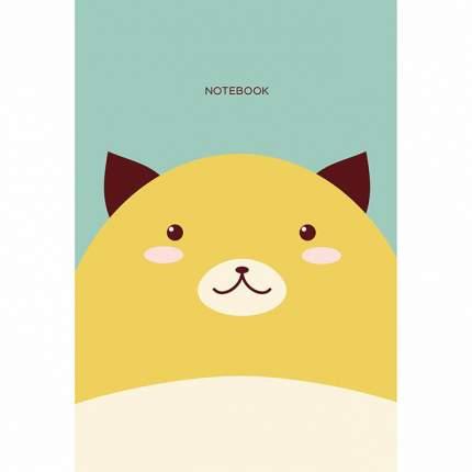 """Блокнот """"Кот, Дизайн 3"""" А6, 40 листов, в клетку"""