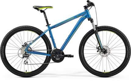 "Велосипед Merida Big.Seven 20-MD 2019 15"" синий"