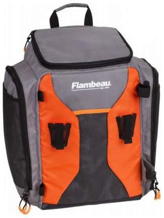 Рыболовный рюкзак с коробками Flambeau Ritual 50D Backpack, 3 отделения