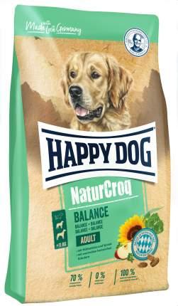 Сухой корм для собак Happy Dog NaturCroq Balance Adult, птица, 4кг