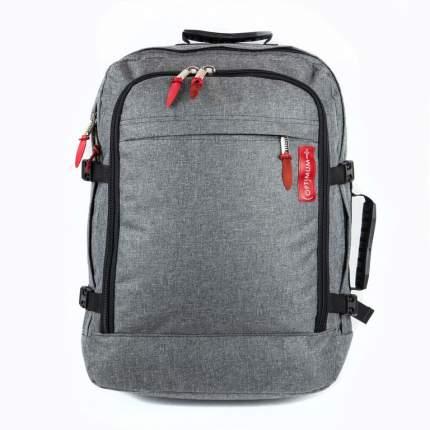 Рюкзак Optimum Air для ручной клади 55 x 40 x 20 см серый