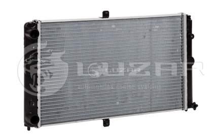 Радиатор охлаждения алюм. инж. для а/м ваз 2112 (lrc 0112) Luzar LRc 0112