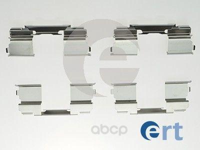 Комплект монтажный тормозных колодок Ert для Citroen Jumper 06-/Fiat ducato 06- 420049