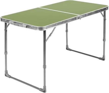 Туристический стол Nika ССТ-3 серый/хаки
