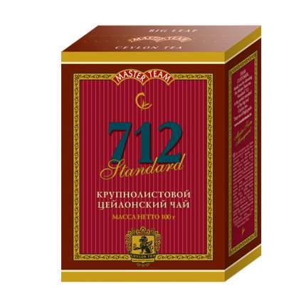 Чай черный Master Team крупнолистовой pekoe 100 г