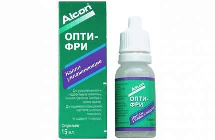 Капли для линз Alcon Opti-Free 15 мл