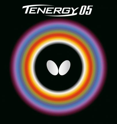 Накладка Butterfly Tenergy 05 2.1 black