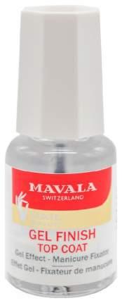 Топ MAVALA Switzerland Top Coat Gel Finish carded 5 мл