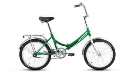 Велосипед детский двухколесный Forward ARSENAL 20 1.0 рост 14 2018-2019 зеленый