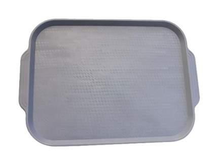 Поднос Гемлюкс для фаст-фуда 45х35,5 см Серый