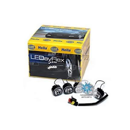 Дневные ходовые огни Hella LEDayflex на 7 диодов