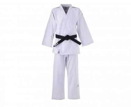 Кимоно Adidas Champion 2 IJF Premium, white/silver, 180