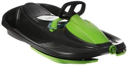 Снегокат Gismo Riders Stratos черно-зеленый