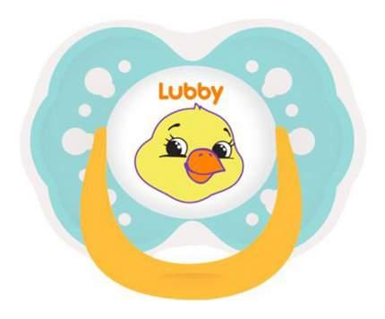 Латексная пустышка классическая Lubby Веселые животные