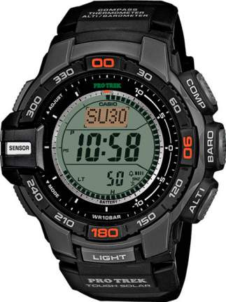 Наручные часы электронные мужские Casio Pro Trek PRG-270-1E