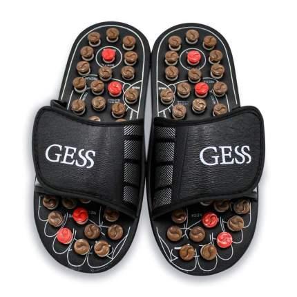 Тапочки для бани GESS GESS-204 L XL пластик, текстиль