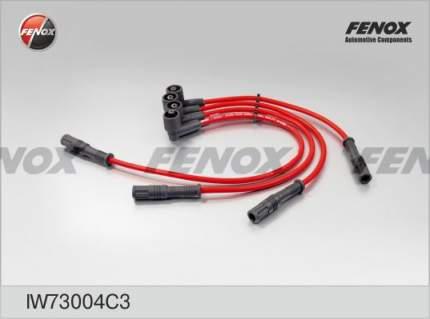 Комплект проводов зажигания FENOX IW73004C3