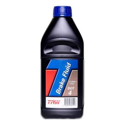 Тормозная жидкость TRW DOT4 1л. PFB401