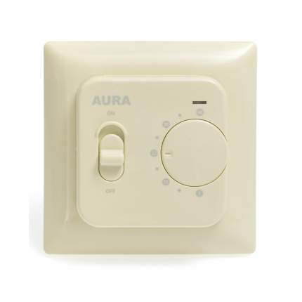 Терморегулятор для теплых полов Aura Technology LTC 230 кремовый