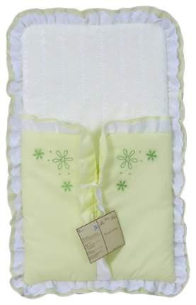 Конверт для новорожденных Fairy Белые кудряшки