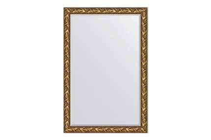 Зеркало с фацетом напольное в раме EVOFORM Византия золото