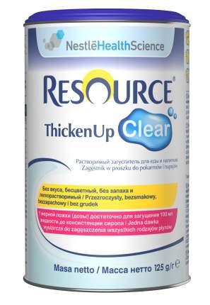 Загуститель еды и напитков Resource® ThickenUp Clear 125 г