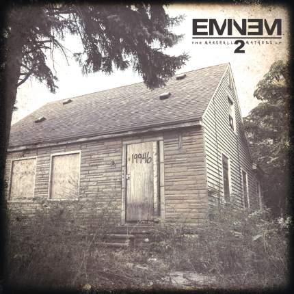 Виниловая пластинка Eminem The Marshall Mathers LP 2 (2LP)