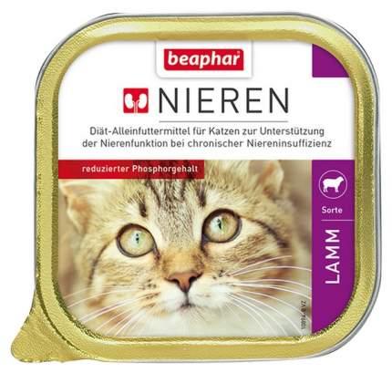 Консервы для кошек Beaphar Nieren Lamm, ягненок, 100 г