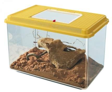 Террариум для рептилий, рыб Ferplast Geo maxi, в ассортименте, 21 л
