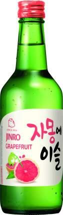 Водка Jinro Grapefruit Soju 360 мл