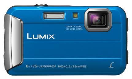 Фотоаппарат цифровой компактный Panasonic Lumix DMC-FT30 Blue