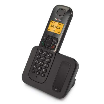 Телефон DECT teXet TX-D6605A