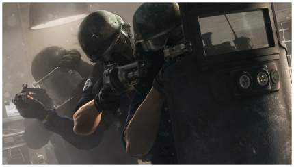Игра Tom Clancy's Rainbow Six Осада для PlayStation 4