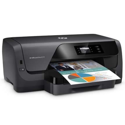 Струйный принтер HP OfficeJet Pro 8210