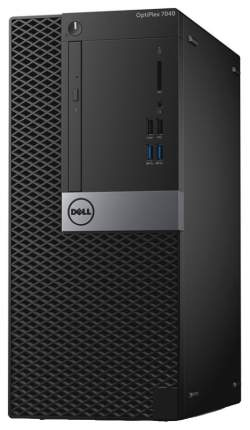 Системный блок Dell Optiplex 7040-0361 MT, 3200МГц, 8Гб, Intel Core i5, 500Гб