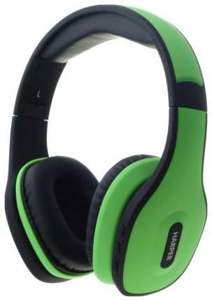 Беспроводные наушники Harper HB-401 Green